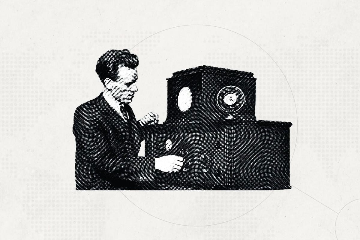 THiNKNET Design Studio วิวัฒนาการการสื่อสาร Television โทรทัศน์